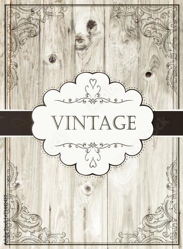 vintage-szablon-karty