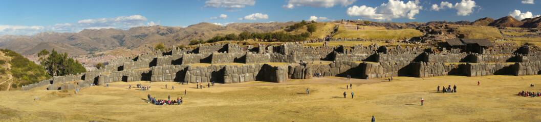 Fortress of Sacsayhuaman, Cusco, Peru