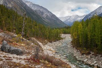 Shumak River