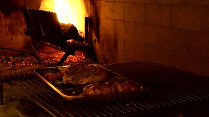 Ember Brace Brasa Braise Glut Verbrennung Expo Italy Milano 2015