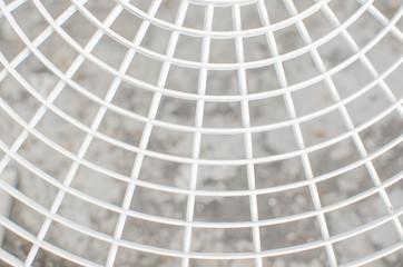 grid of Ac Condenser air