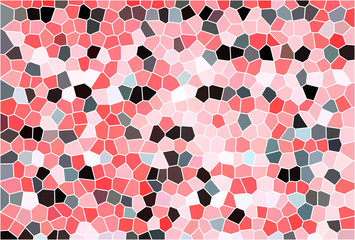abstract colorful mosaic texture background