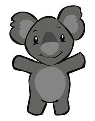 Koala Cartoon