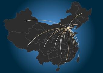 Beijing center china