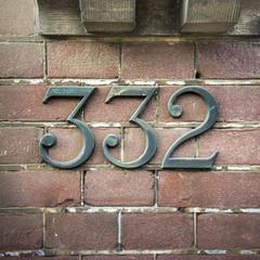 number 332