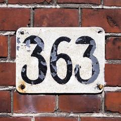 Number 363