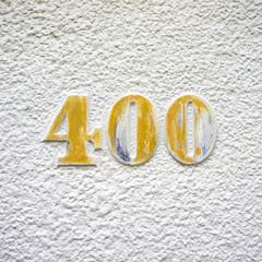 Number 400