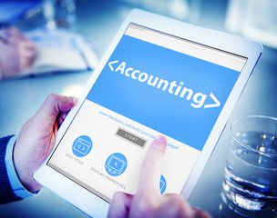 Accounting Budgeting Financial Service Analysing Concepts