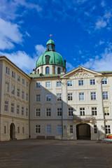 Royal palace in Innsbruck Austria