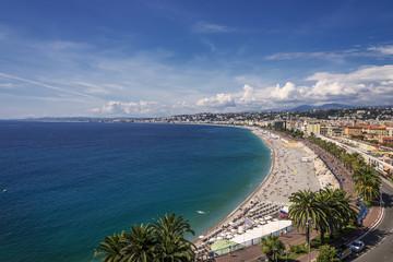Bucht vor Nice