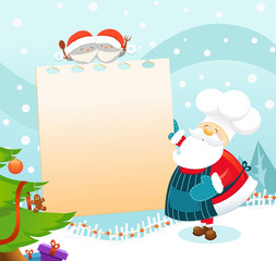 Santa's Christmas Recipe