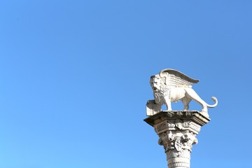 Winged Lion symbol of Venice