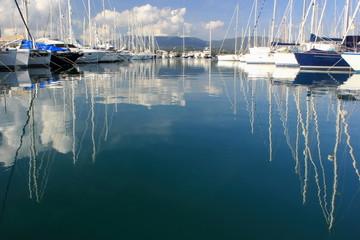 View Across the Marina