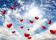 Liebe: Schmetterlinge im Bauch :)