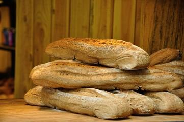 pain à l'ancienne