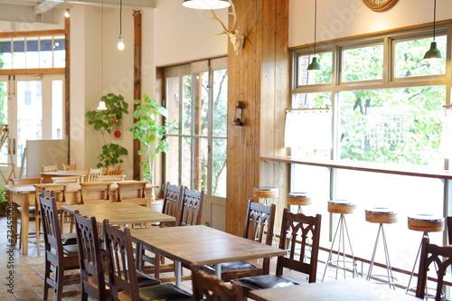 Poster カフェ・レストラン