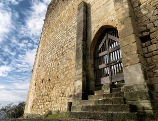 Portone del castello