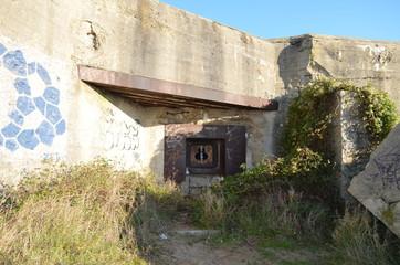 Blockhaus à sallenelles (Normandie)