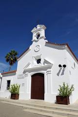 Iglesia del Carmen, El Rompido, Huelva, España