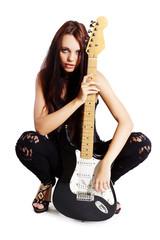 Musik Hobby Gitarre