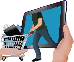 acquisti online tecnologia