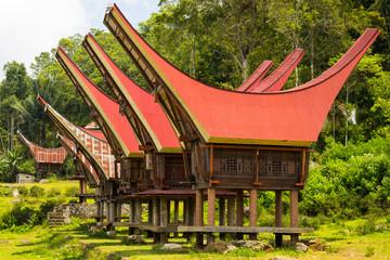 Traditional village, Tana Toraja