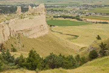 Western Nebraska Landscape