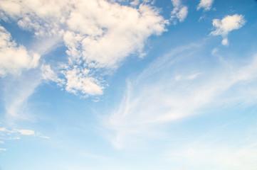 Beautiful Clouds sky background