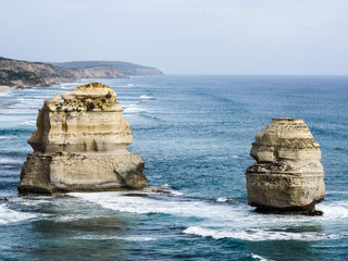 Rocks, Great ocean Road.