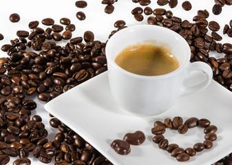 Liebe zu Espresso / Auszeit