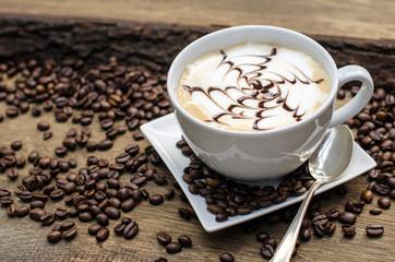 Kaffee-Kreation genießen :)