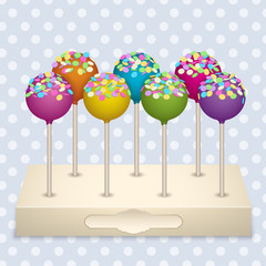 Cake Pops set