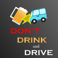 Don't drink and drive  take the Taxi