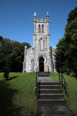 country church in ireland