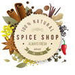 spice shop emblem