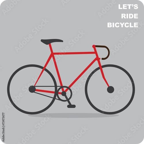 Road bike - 73473677