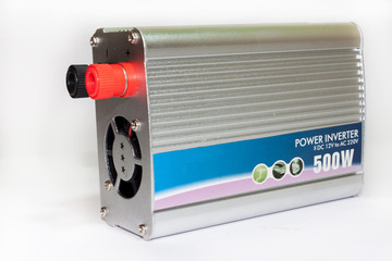 Power inverter DC to AC