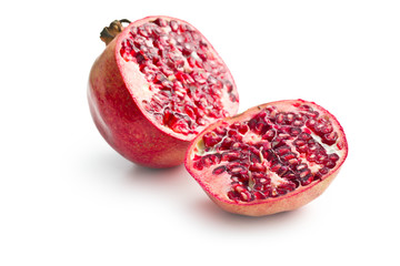 red pomegranate