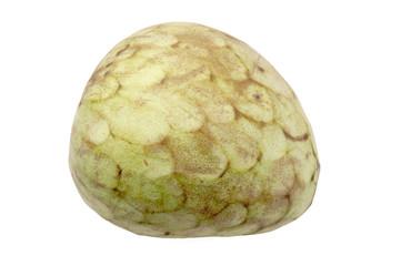 custard apple isolated