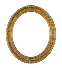 picture frame oval