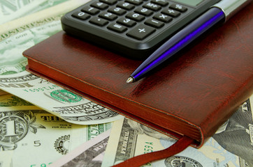 Accounting and control of funds.