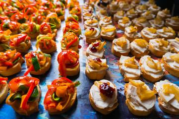 Catering food specialties