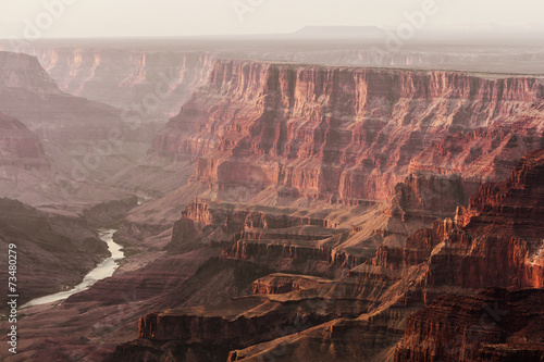 Plexiglas Canyon Grand Canyon Arizona