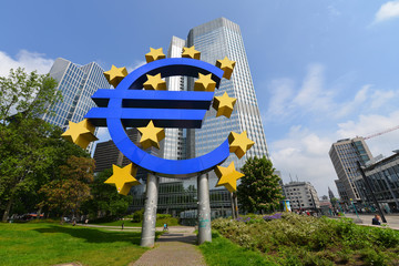 EZB, Europäische Zentralbank, European Central Bank, Frankfurt
