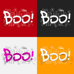 Drawing business formulas: boo