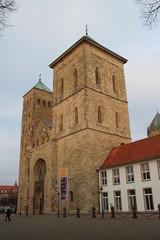 Der Dom St.Peter in Osnabrück