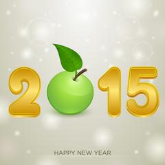 2015 apple christmas backgorund