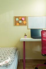 Nice room interior for teenager