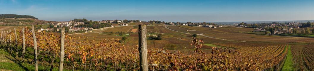 Villages de Bourgogne