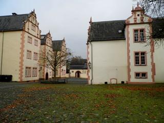 Schloss in Friedburg